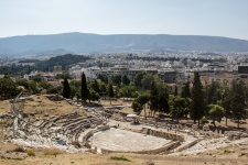 Театр Диониса (Theatre of Dionysus)
