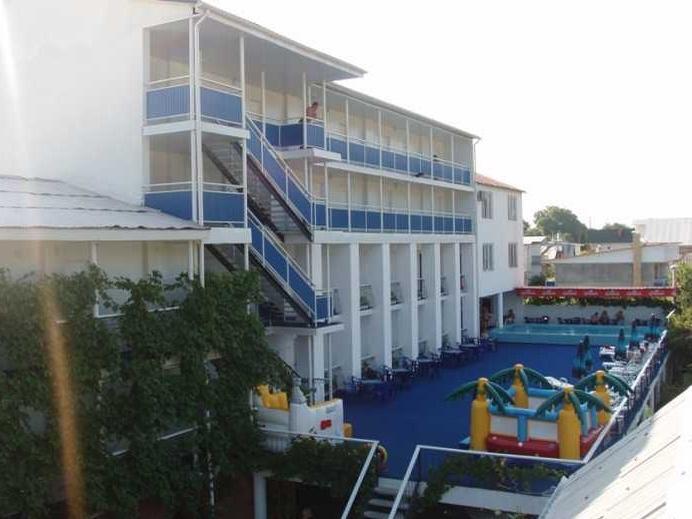 Гостиничный комплекс «Орешник». Фото: oreshnik.com