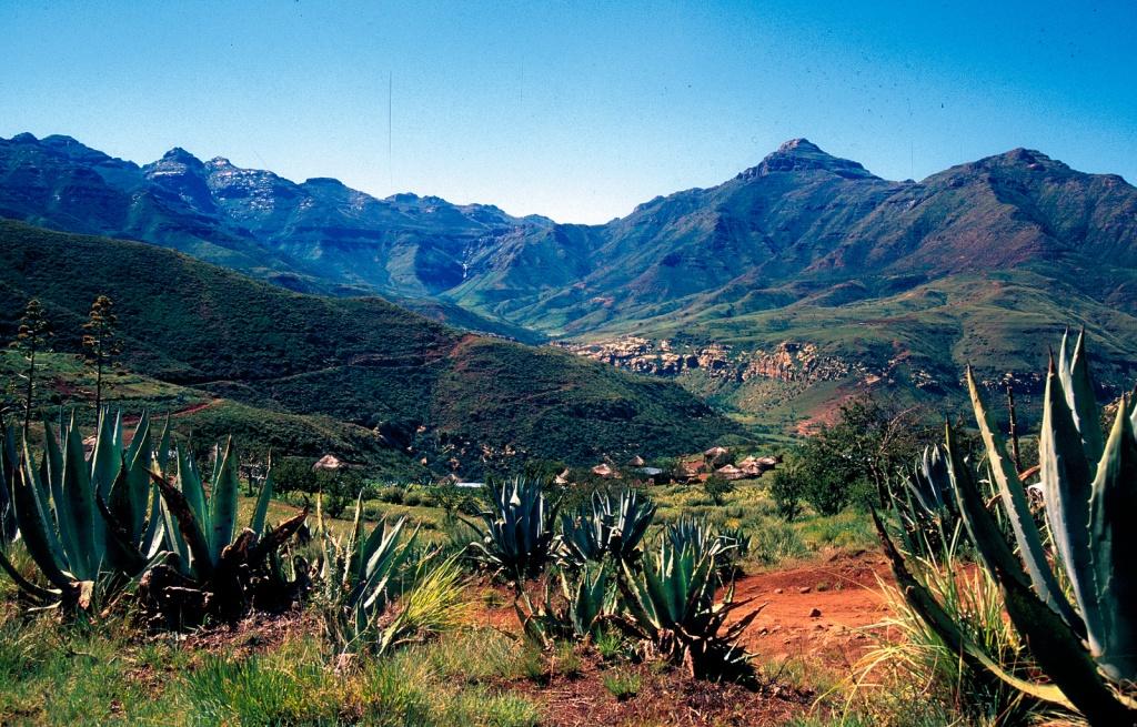 Лесото. Автор: Di.Malealea. Фото:  www.flickr.com