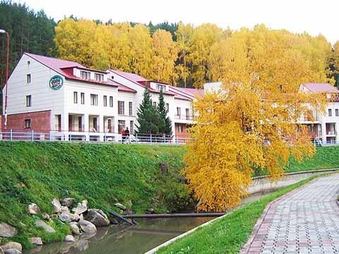 Санаторий «Эдем». Фото: www.edem-altay.ru