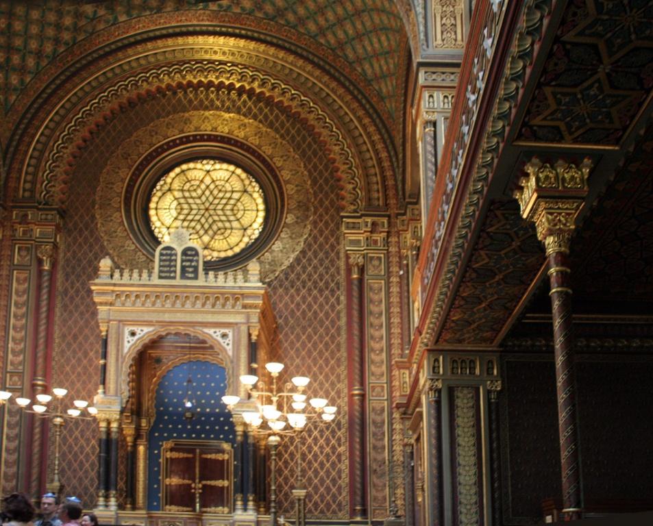 Зал испанской синагоги. Автор: ahisgett. Фото:  www.flickr.com