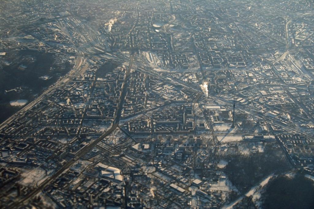Виды с башни. Автор: Andrey Belenko. Фото:  www.flickr.com
