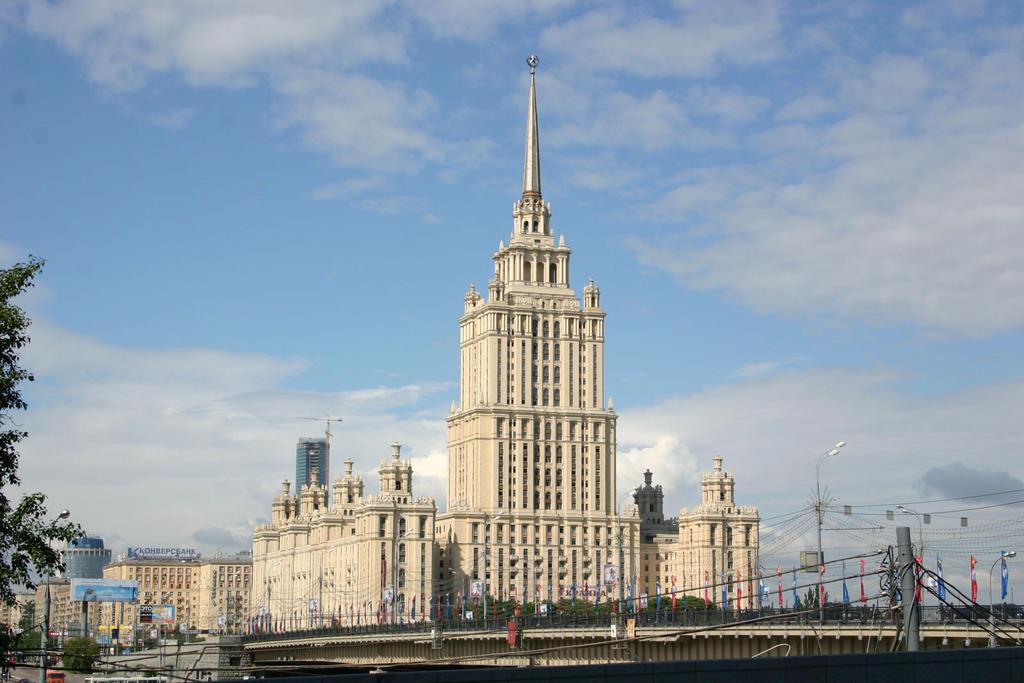 Гостиница «Украина»   Фото:  moscow-live.ru