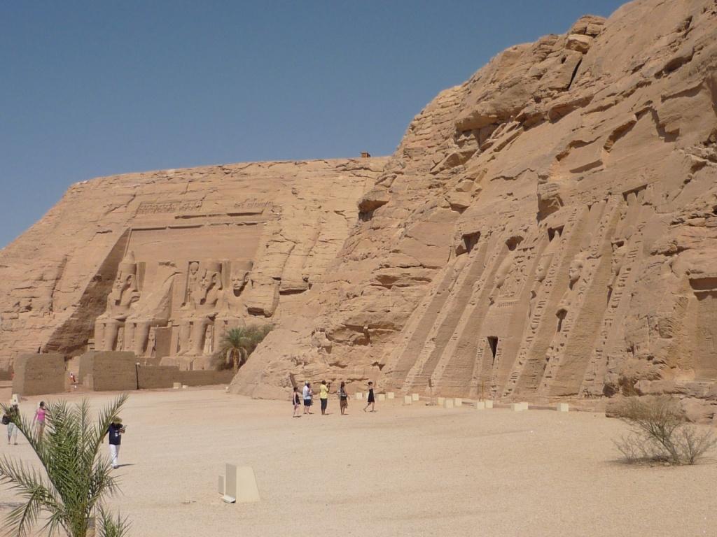 Храмовый комплекс Абу-Симбел. Автор: Rémih. Фото:  commons.wikimedia.org