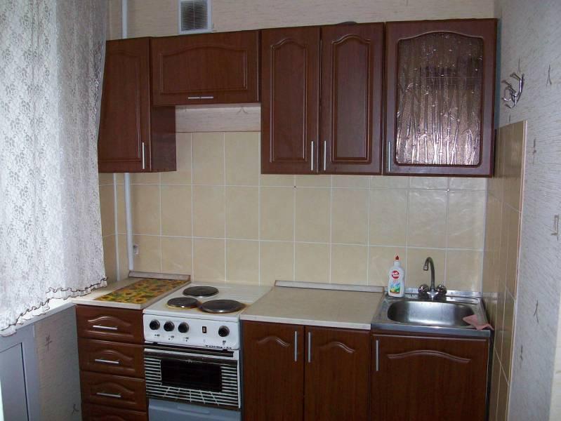 1-комнатная квартира, кухня. Фото: antares24.ru