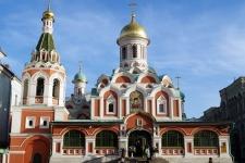 Казанский собор (Kazan Cathedral)