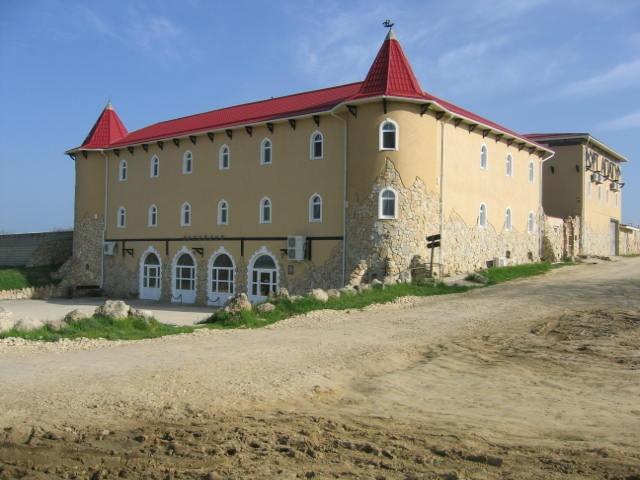 Гостиничный комплекс «Форт Апатур».