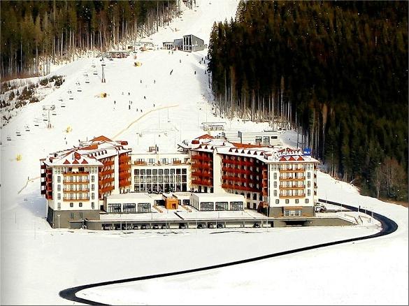 Отель «Radisson Blu». Фото: radissonblu.ru