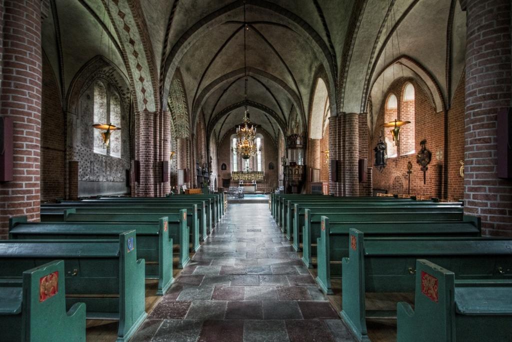 Церковь Марии. Автор: Kah-Wai Lin. Фото:  www.flickr.com