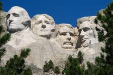 Гора Рашмор (Rushmore)