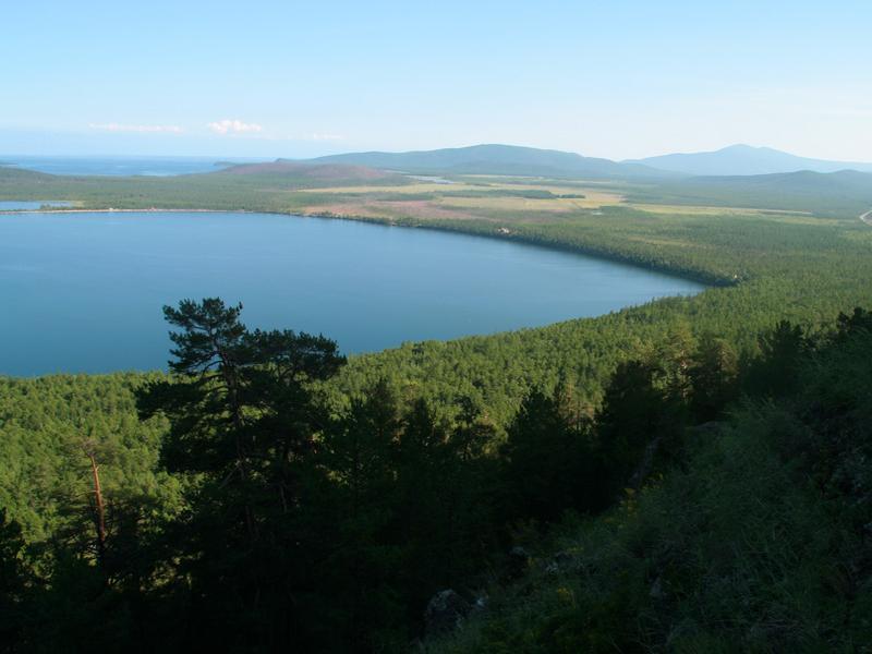 Еще раз вид Слюдянских озер Фото: Верменич Александр