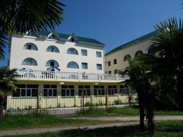 Гостиница «Христофор Колумб». Фото: www.kolumbhotel.ru