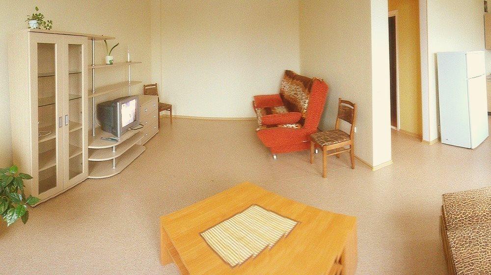 Двухкомнатная квартира. Фото: www.irk-hotel.ru