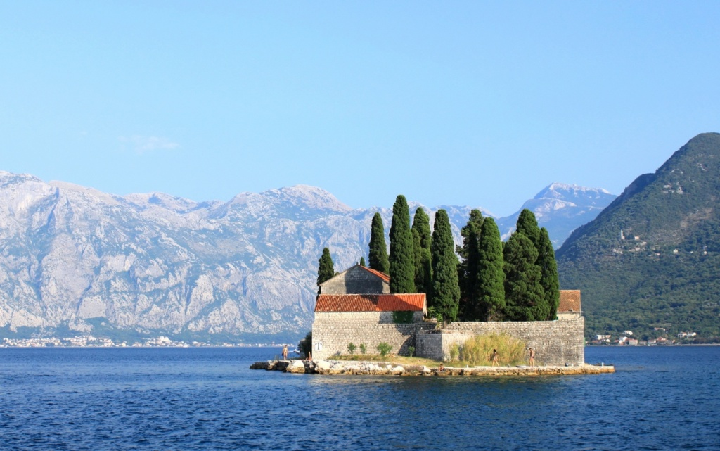 Остров Св. Георгия. Автор: Hons084. Фото:  commons.wikimedia.org