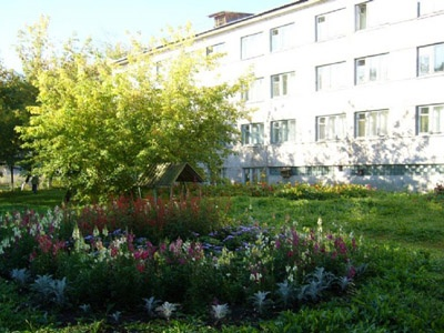 Корпус санатория. Фото: www.incom-kras.ru