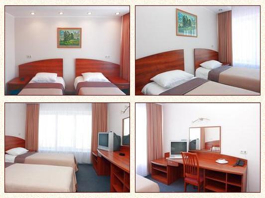Стандартный номер. Фото: hotelural.biz