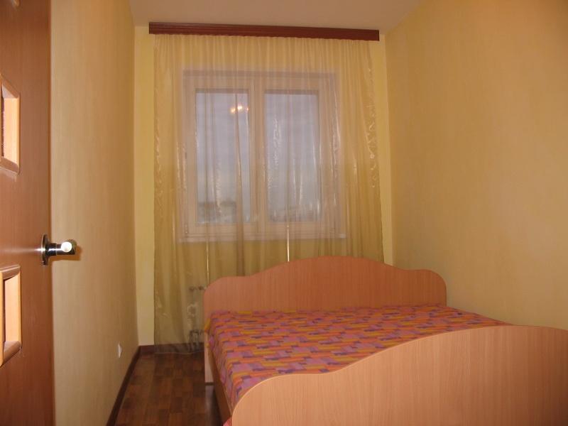 Двухкомнатная квартира, спальня. Фото: www.krasavenu.ru