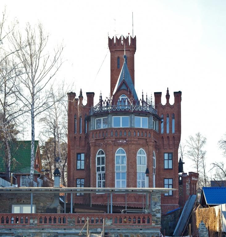 Замок Увильды