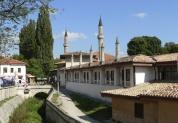 Бахчисарайский (Ханский) дворец