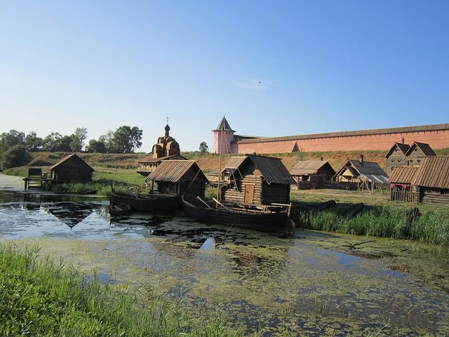 Вид на крепость. Фото:  tonkosti.ru