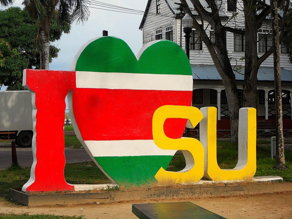 Суринам. Автор: birsin. Фото:  www.flickr.com