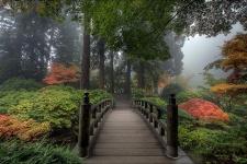 Портлендский японский сад