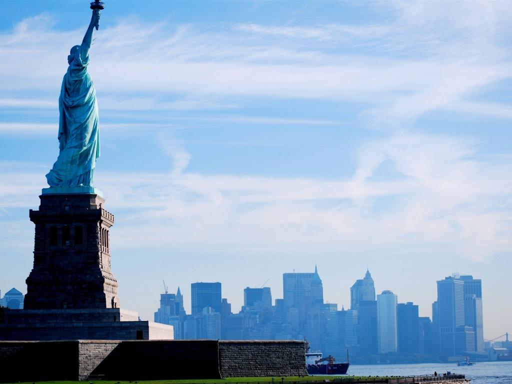 Статуя Свободы. Автор: Celso Flores. Фото:  www.flickr.com