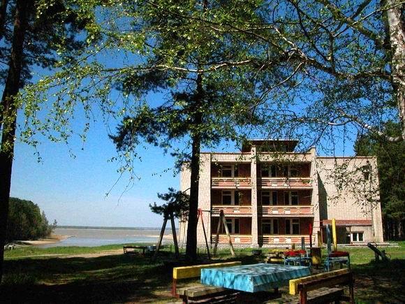 Здание спального корпуса. Фото: sinemor.ru