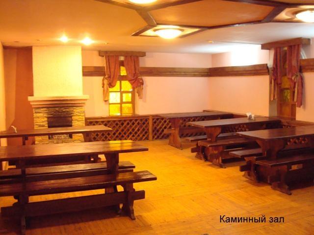 Каминный зал. Фото: www.chusovaya.ru