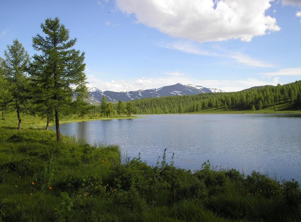 Озеро Киделю. Автор: Obakeneko. Фото:  www.flickr.com