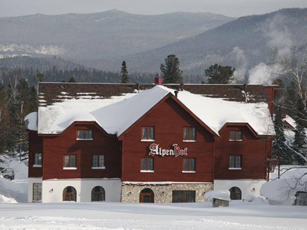 Отель «AlpenHof». Фото: www.alpenhof.ru