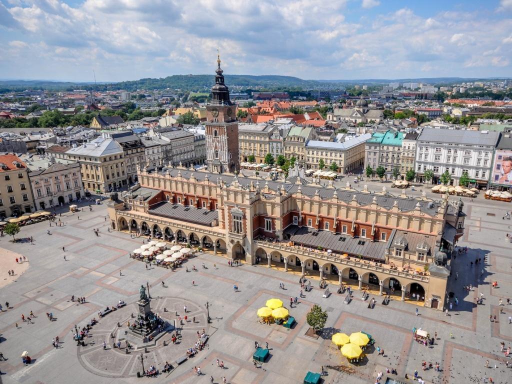 Краковский рынок. Автор: Jorge Lascar. Фото:  www.flickr.com