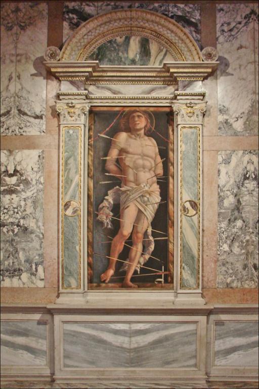 Andrea Mantegna (Ca' d'Oro, Venise). Автор: Jean-Pierre Dalbera. Фото:  www.flickr.com