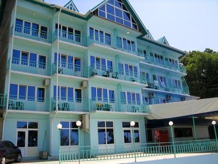 Отель «Небеса»