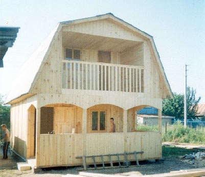Строительство дачного дома: пошаговая инструкция Дачный клуб