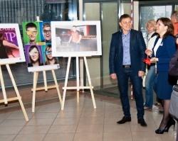 Фотовыставка «Бизнес в объективе» открылась в ТЦ «Колизей Атриум»