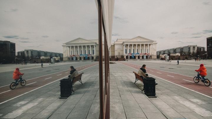 Небо затянут тучи: прогноз погоды в Тюмени на уик-энд