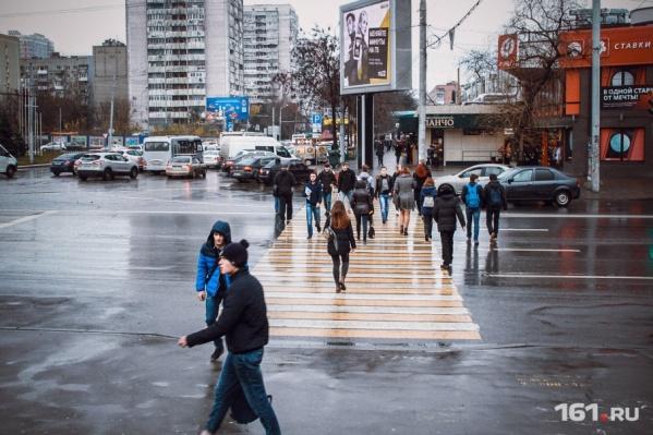 Потепления в Ростове пока не ожидается