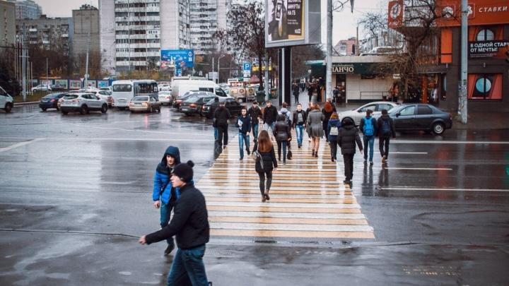 Весна опаздывает: всю неделю в Ростове будут идти дождь и снег