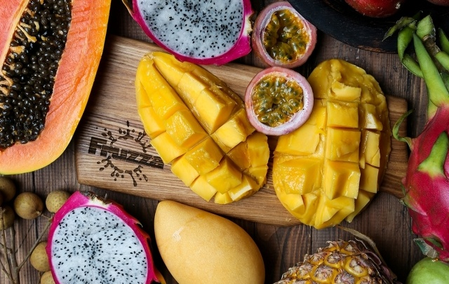 Коробочки с экзотикой: челябинцев накормят тайскими фруктами