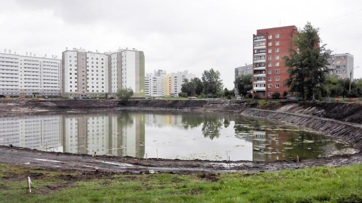 На «Девичьих слезах» в Челябинске сделают пляж и плавающий фонтан