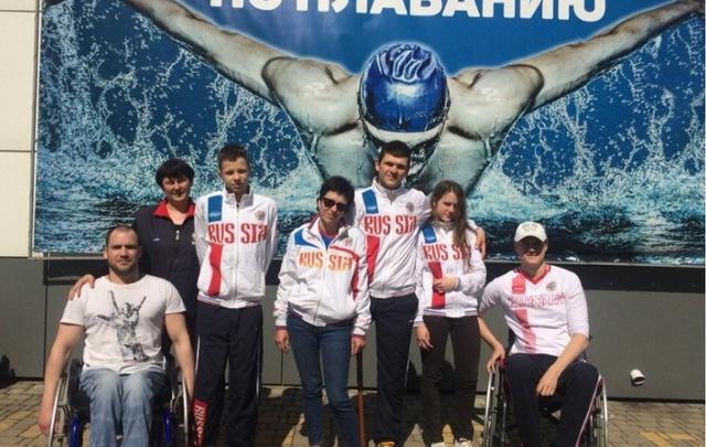 Жительница Самары установила рекорд на чемпионате России по плаванию