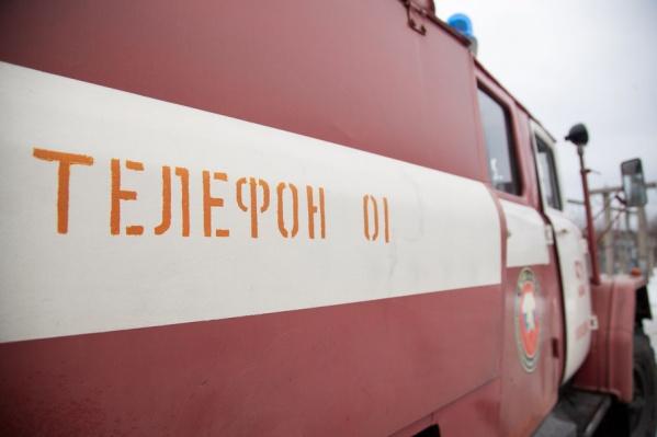 С 1 мая введен особый противопожарный режим, которым установлен запрет на сжигание травяной растительности, разведение костров, сжигание мусора