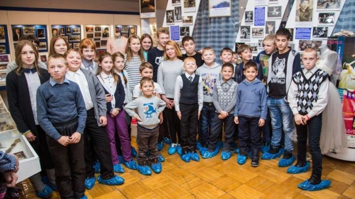 «ФОРА-БАНК» провёл в Перми благотворительную акцию для воспитанников школы-интерната