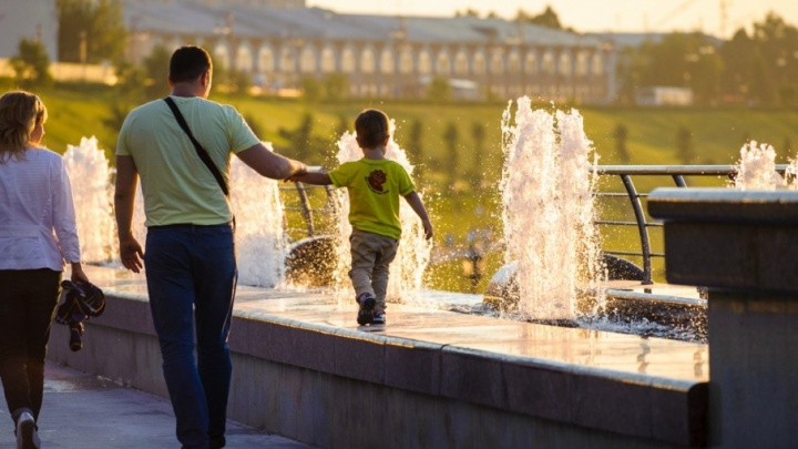 Время для прогулок и поездок за город: тюменцев ждут теплые выходные