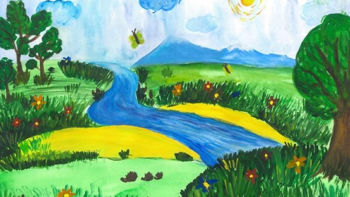 Котельниковцев приглашают к участию в конкурсе экологического рисунка