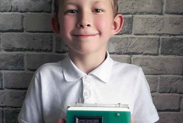 Третьеклассник из Волгограда произвел фурор на международном конкурсе
