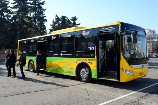 Эксплуатация экологичного автобуса оказалась на треть дороже обычного
