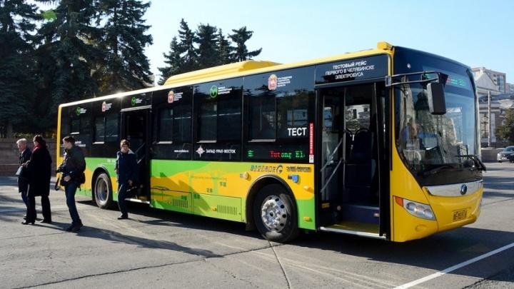 Цена против экологичности: челябинские транспортники сочли электробус дорогим в эксплуатации
