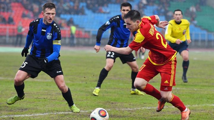 «Челябинск» укрепили игроки, выступавшие в премьер-лиге